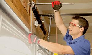 garage door spring repair Montebello